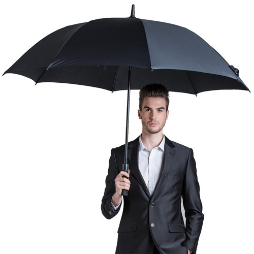 Windproof Semi automatic Men Business golf umbrella